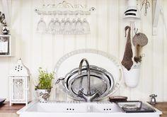 7 vaihtoehtoa keittiön välitilaan | Meillä kotona