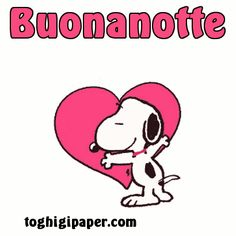 Gif buonanotte ⋆ Toghigi♥Paper Love Images, Snoopy, Crassula Ovata, Paper, Color Grading, Cards, Video Editing, Dolce, Fictional Characters