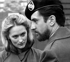 The Deer Hunter - Meryl Streep and Robert De Niro