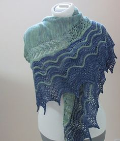 hemlock reflections from Ravelry