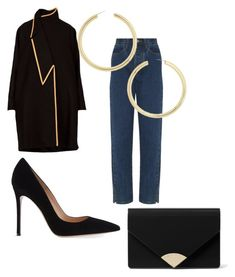 """""""Clasic"""" by crissmiss on Polyvore featuring Gianvito Rossi, BaubleBar and MICHAEL Michael Kors"""