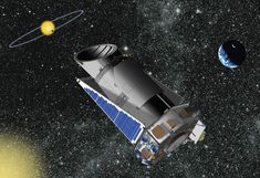 How NASA Could Save Kepler. Scott Hubbard, former director of the NASA Ames Research Center, speculates on how NASA could revive the ailing space telescope. Journal Du Geek, Nasa Missions, Alien Worlds, Space Telescope, Light Year, Our Solar System, Space Travel, Space Exploration, Spacecraft