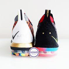 Nike Lebron XVI 16 LMTD What The