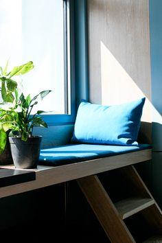 Hy Interior Blog 25th Hour Window Seats Berlin Blue Germany