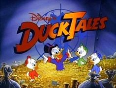 Ducktales...wow I loved this show, totally forgot about it.