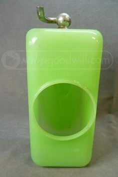 Vintage Jadeite Water Cooler Dispenser