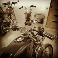Harley sportsters