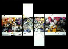 Impulsion couleurs  Peinture abstraite  Art contemporain