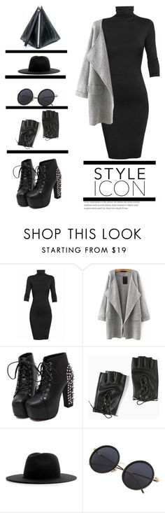 """Untitled #583"" by essiescloset ❤ liked on Polyvore featuring Undress, AiSun, Torrid, Études and McQ by Alexander McQueen"