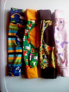 Popókörös nadrágok,  maxaloones pants