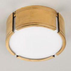 Vaughan Designs | Carolina Flush Ceiling Light