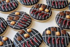 BBQ Grill Cookies