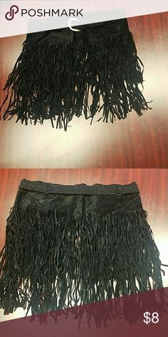 Fringe Belt: Black Fulfill your inner Boho with this belt!!!!. Is able to tighten or loosen as much as you need and features a gold buckle. Shophopes.com Other