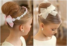 half up half down communion hair with veil Kids Hairstyles For Wedding, Cute Little Girl Hairstyles, Flower Girl Hairstyles, Hairstyles For School, Headband Hairstyles, Braided Hairstyles, Girls Bridesmaid Dresses, Bridesmaid Hair, Communion Hairstyles