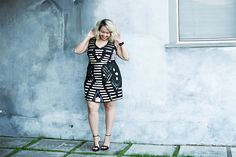 Geometric sequin dress from @simplybeusa