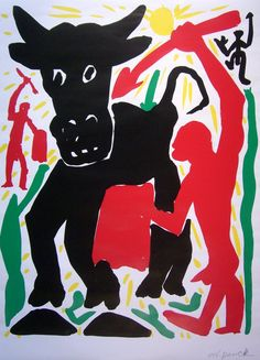 A.R. Penck (dutch, b.1939) | painter, grafiker, jazz-drummer Bad Painting, Action Painting, Drawing Projects, Art Clipart, Naive Art, Outsider Art, Contemporary Paintings, Abstract Expressionism, Painters