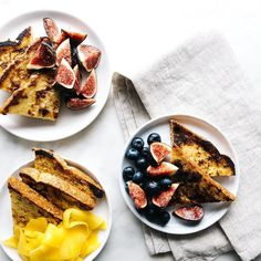 i've got a case of the wednesdays so i'm dreaming of french toast-n-fruit mornings. i'd pick the figs and blueberries but the shaved mango is pretty good too. how about you?