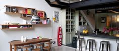 Design loft in Frankrijk