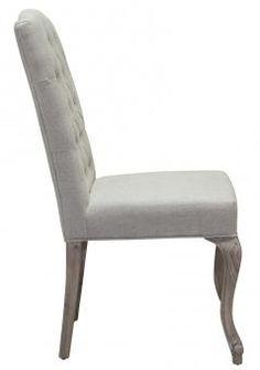 Dining chair - Linen