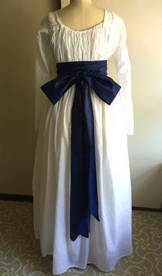 Easy chemise dress tutorial