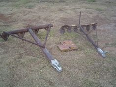 homemade 4 wheeler implements - Google Search