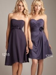 Allure Bridesmaid Dresses - Style 1200 @Ali McCready....obviously in a different color but there's a ton of colors to pick from :)