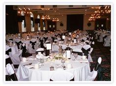 Blue Room / #Wedding #Reception Hall, Nazareth Hall,Northwestern College, MN