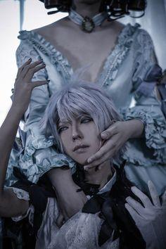 zone-00 - Aque McAvoy(阿雀) Rouji Kurobara Cosplay Photo - Cure WorldCosplay