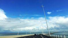 Ponte Vasco da Gama Lisboa. #lisbon #lisboa by pedrotochas