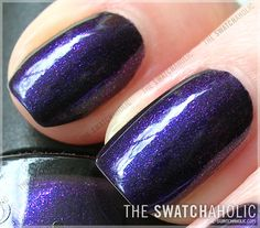 This is my all time favorite #OPI nail color, Ink. I HAVE this color and LOVE it!!!
