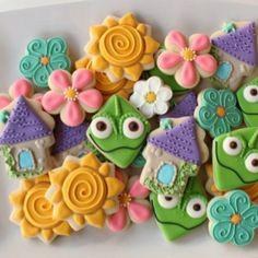 Rapunzel Birthday Party, 4th Birthday Parties, 3rd Birthday, Tinkerbell Party, Princess Birthday, Birthday Ideas, Bolo Rapunzel, Rapunzel Cake Ideas, Disney Rapunzel