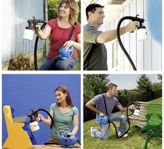 Paint Zoom Power Sprayer As Seen On TV  #painting