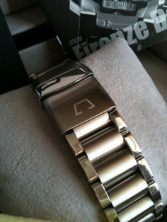 Now Reduced: Anonimo Firenze Dual Time - WITH BRACELET AND KODIAK
