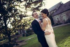 Ballymagarvey Village wedding pictures - by wedding photographer Chris Dolinny - www. Wedding Pictures, Wedding Day, Wedding Dresses, Style, Fashion, Pi Day Wedding, Bride Dresses, Swag, Moda