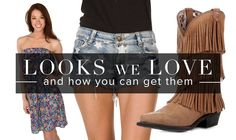 3 Looks We Love and How You Can Get Them!