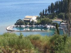 Kouloura Corfu, Greece