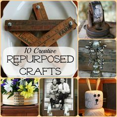 10 Creative #Repurpo