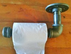 Industrial Toilet Paper Holder