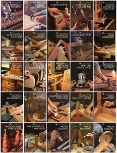 Wood Tools - Журналы - The Art Of Woodworking