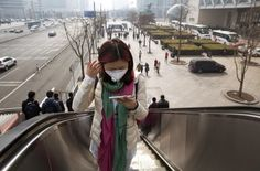 Welcome to NewsDirect411: China Takes Under The Dome Anti-Pollution Film Off...