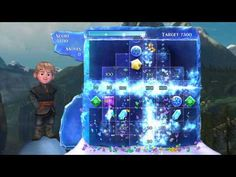 Frozen Free Fall Snowball Fight - RAW Gaming 1 - Frozen Free Fall Snowball Fight is a Free to play [F2P], Casual matching puzzle Game featuring multiplayer mode