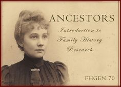 Free Genealogy Tools: Free Online Courses in Family History via ken gilday Genealogy Websites, Free Genealogy, Genealogy Forms, Genealogy Search, Family Genealogy, Family Research, My Family History, Family Roots, Before Us
