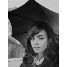 Daily Lily Collins ❤ liked on Polyvore featuring lily collins