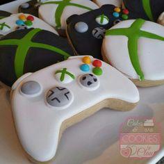 XBOX Cookies!