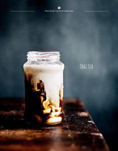 Thai tea   what shou