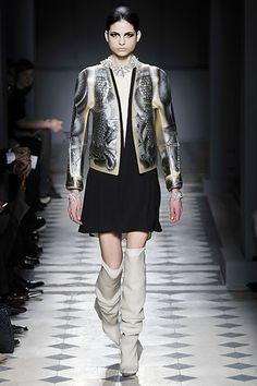 Balenciaga Fall 2008 Nicolas Ghesquiere, Christian Dior, Balenciaga, Bomber Jacket, Ready To Wear, Fashion Show, Latex, Nostalgia, Runway
