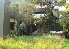 Garden deck Deck, Cabin, House Styles, Garden, Plants, Home Decor, Garten, Decoration Home, Room Decor