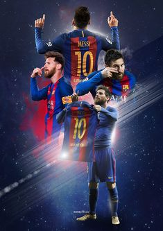 Messi Goal Celebrations 2017