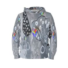 Paper Painting Forest Hoodie Hoodies, Sweatshirts, Unisex, Paper, Sweaters, Painting, Color, Fashion, Moda