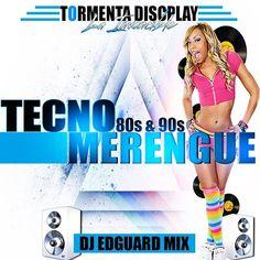 descarga TENCNO MERENGUE 80 Y 90 DJ EDGUARD ~ Descargar pack remix de musica gratis   La Maleta DJ gratis online